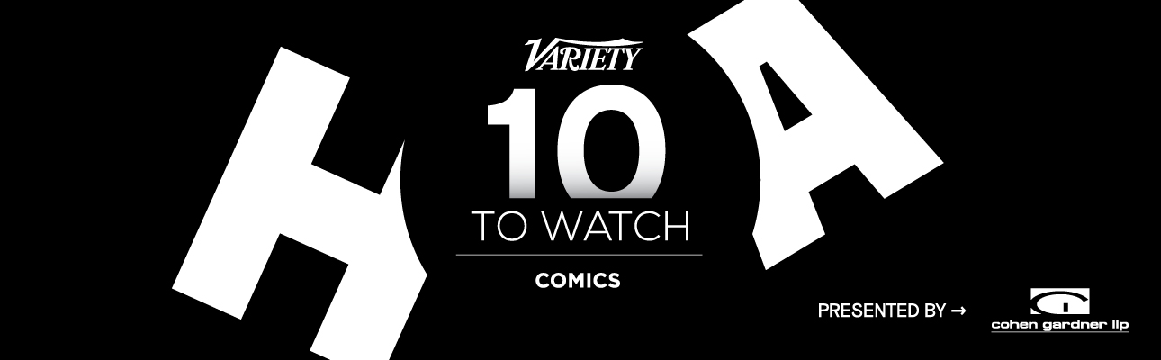 Variety's 10 Comics To Watch