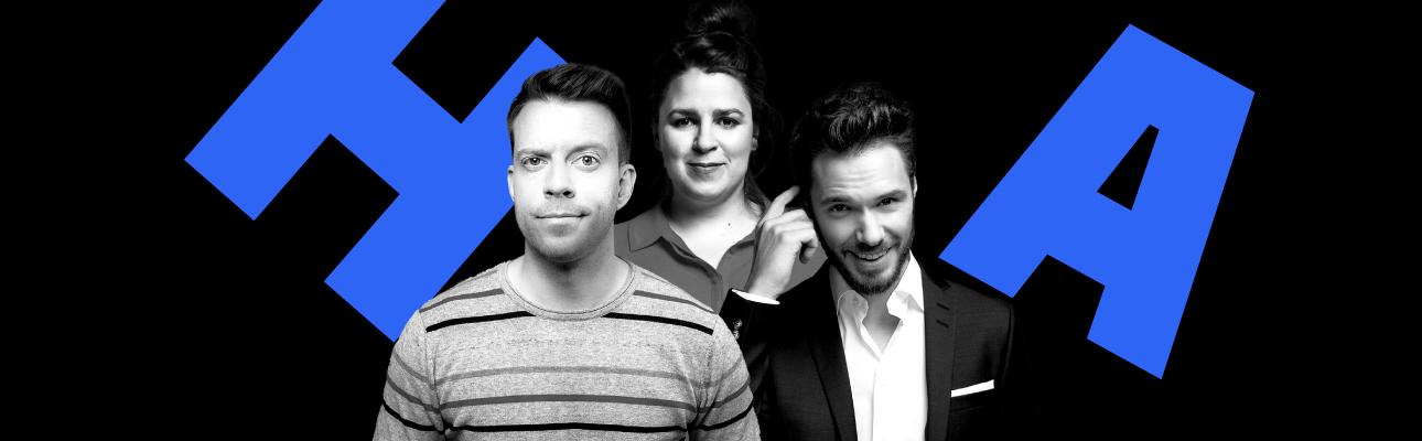 Triple dose d'humour - avec Martin Vachon, Josiane Aubuchon et Alex Roy