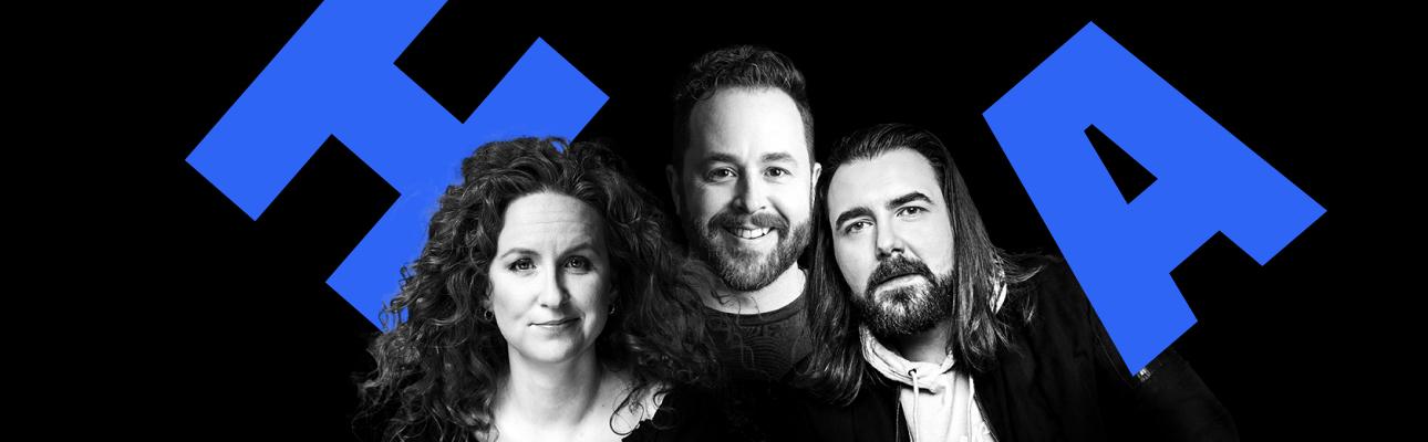 Triple dose d'humour - avec Silvi Tourigny, Alphé Gagné et Pantelis
