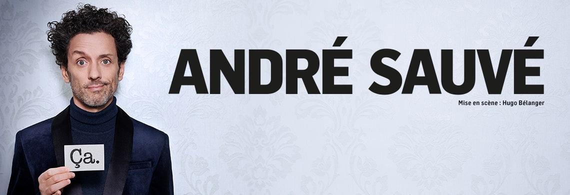 André Sauvé - Ça