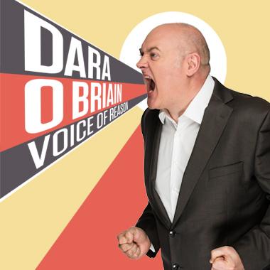 Dara Ó Briain - Voice of Reason