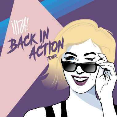 Iliza - Back in Action