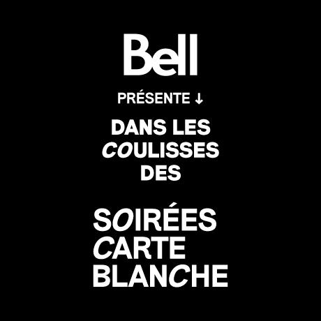 Coulisses Bell Soirées Carte Blanche