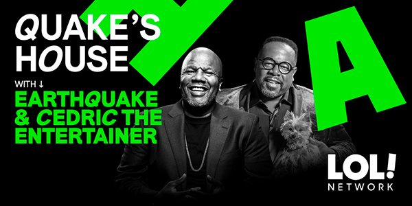 Quake's House with Earthquake