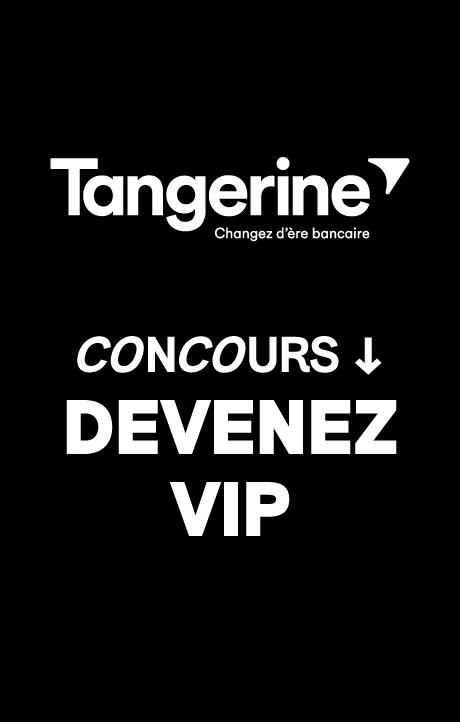 Concours Tangerine