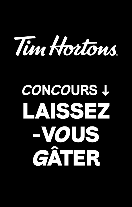 Concours Tim Hortons
