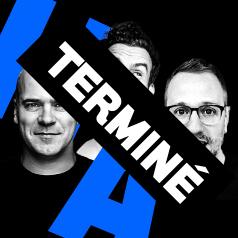 Triple dose d'humour - avec Daniel Grenier,  Alex Bisaillon, Martin Perizzolo