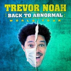 Trevor Noah - Back to abnormal Canadian tour