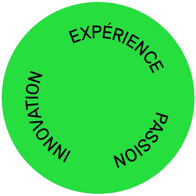 Innovation Expérience Passion